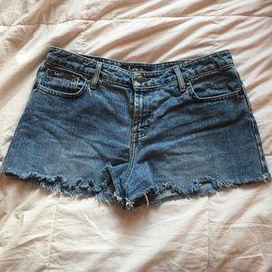 Denim - Cut off Denim Shorts