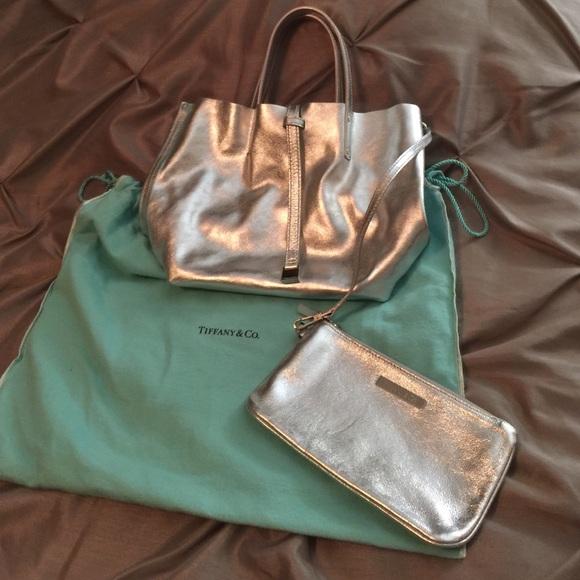 c3f5a12f95 Tiffany & Co Reversible Tote small. M_55175d3d2de5127816009cc4. Other Bags  ...