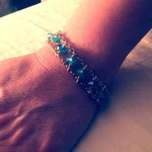 Jewelry - Handmade rosary bracelet