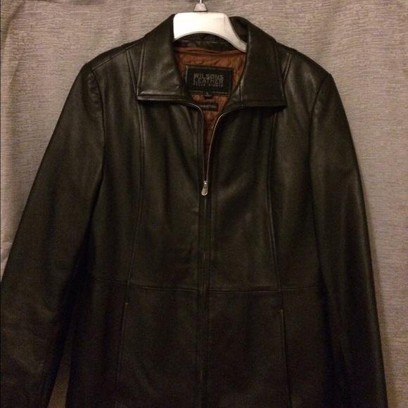 9e35e994c Wilsons Leather Jackets & Coats   Pelle Studio Jacket   Poshmark