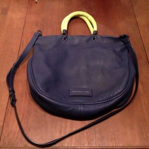 Marc Jacobs Handbags - FLASH SALE Navy Marc by Marc Jacobs Purse