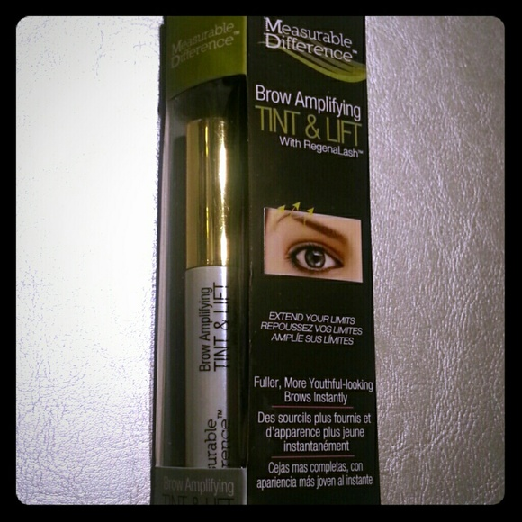 0395ee95ee9 -SOLD-Measurable Diff. brow lash amplifying serum. NWT. Measurable  Difference
