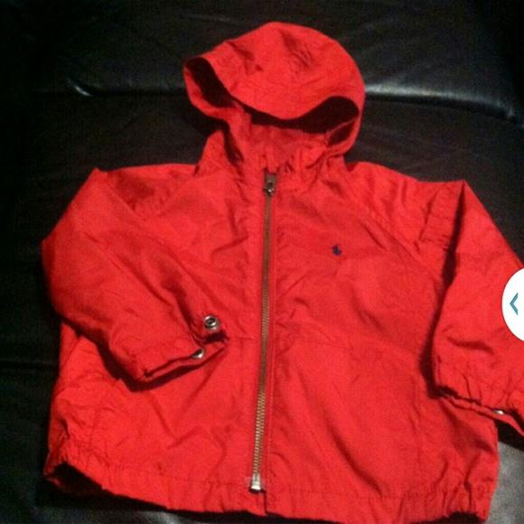 incredible prices low price 100% original Toddler Polo Raincoat