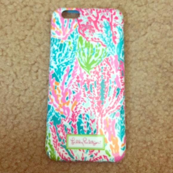 official photos 07adb 157ea iPhone 6 Lilly Pulitzer case