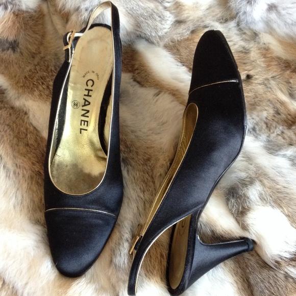 CHANEL Shoes   Price Cutchanel Satin