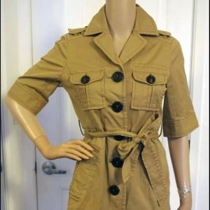 Marc Jacobs Jackets & Blazers - Marc Jacobs short trench jacket size 4