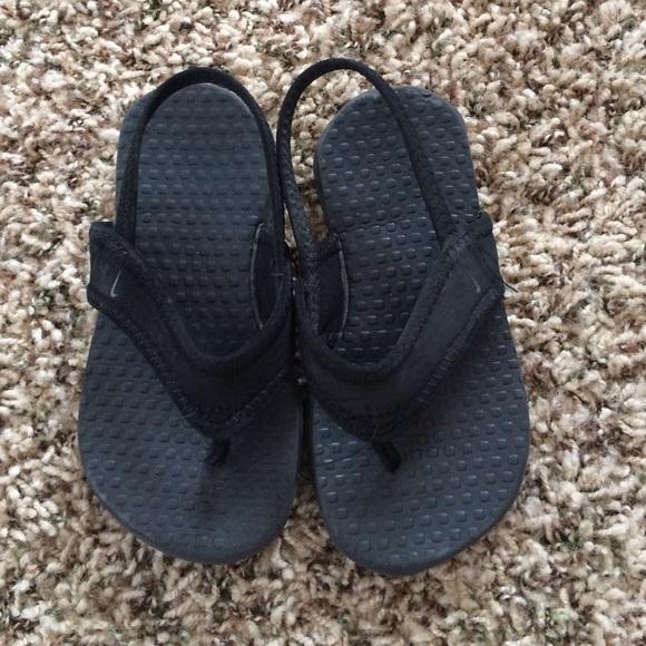 75 Off Nike Shoes Nike Kids Little Celso Flip Flops