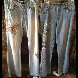 Denim - Bling jeans bundle! Size 2/3