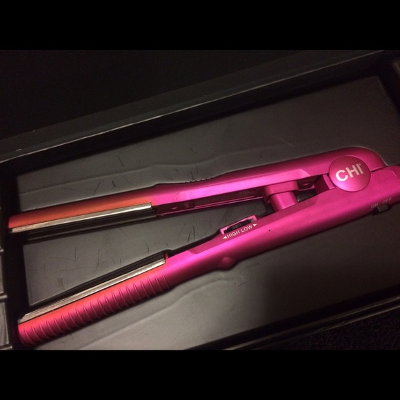 Chi Hair Straightener Miss Universe 44 Off Chi Other Chi