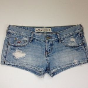 Hollister Denim - Hollister Jean Shorts