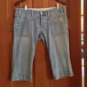 Fcuk Capri jeans