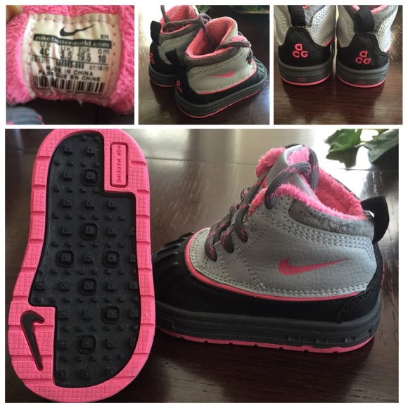 acg boots for toddlers
