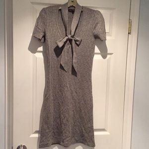 Betsey Johnson cable knit sweater dress