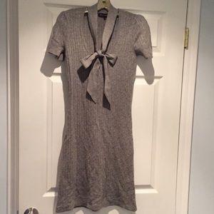 Betsey Johnson Dresses - Betsey Johnson cable knit sweater dress