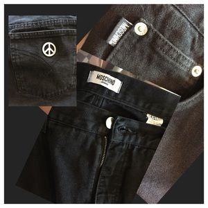Moschino Jeans - Moschino vintage high waisted bf jeans