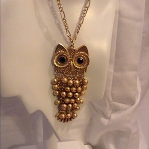 Jewelry - Owl Necklace Set