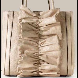 Dolce Gabbana Miss Heather Leather Shopper