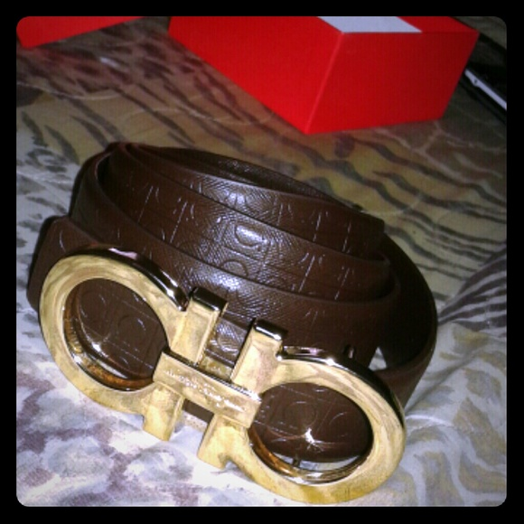 How To Tell If A Ferragamo Belt Is Real >> Salvatore Ferragamo Accessories Ferragamo Belt Poshmark