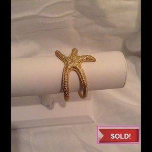 Jewelry - 🎋🎉SOLD🎋🎉 Star Fish Bracelet