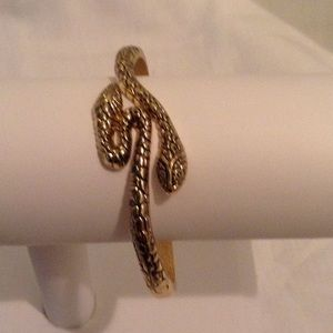 Jewelry - *SOLD* Snake Tip Bracelet