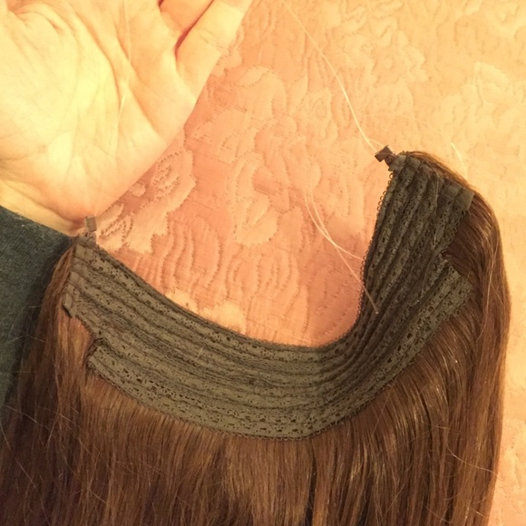 hair styles design hair extensions halo hair extensions brown chocolate 5518
