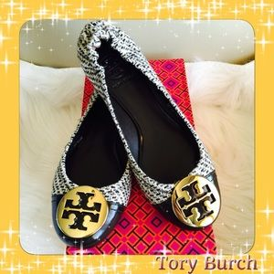 Flash sale! ⚡️⚡️⚡️Authentic Tory Burch Reva Flats