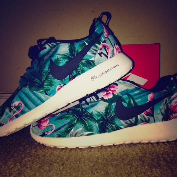 Nike Shoes | Custom Roshes | Poshmark