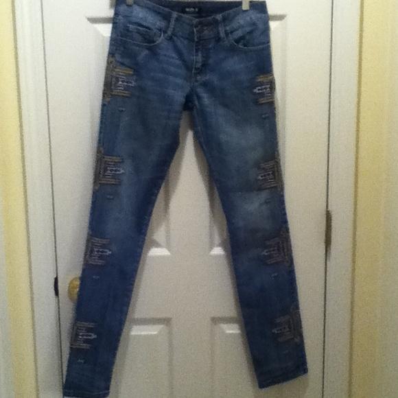 Allen B - Allen B boho skinny jeans from Deneise top rate selleru0026#39;s closet on Poshmark