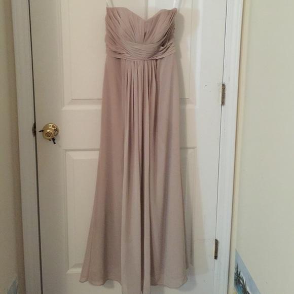 David Bridal Maid Dresses