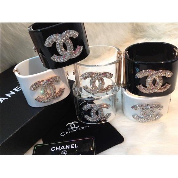 CHANEL Accessories - Chanel Cuff🔥😍 bb21cb78e9d4