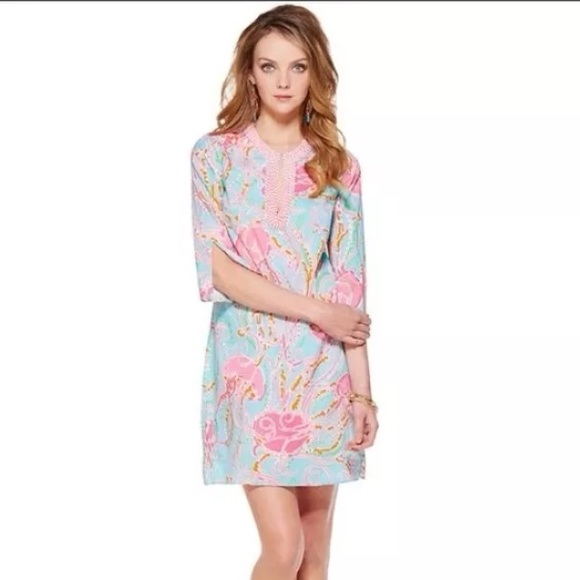 b0bfbc5a3ec67c Lilly Pulitzer Dresses   Iso Lilly In Jellies Be Jammin Print   Poshmark