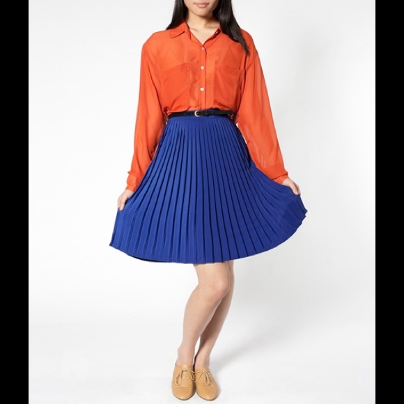 48 american apparel dresses skirts new american