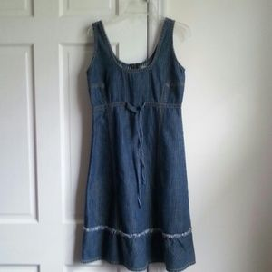 💛5/$20 SALE💛 Old Navy Denim Juniors Sun Dress