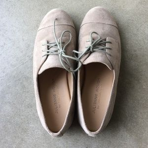 Sole Society Shoes - Sole Society Frieda Suede Oxfords