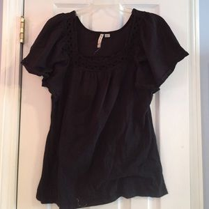 Miken Tops - Black top