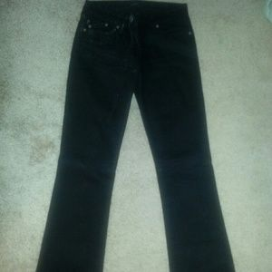 Rock & Republic black bootcut jeans