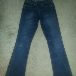 Paper denim & cloth blue jeans