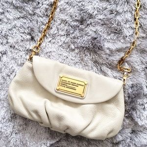 Marc by Marc Jacobs Handbags - Marc by Marc Jacobs Small Off-White Shoulder Bag
