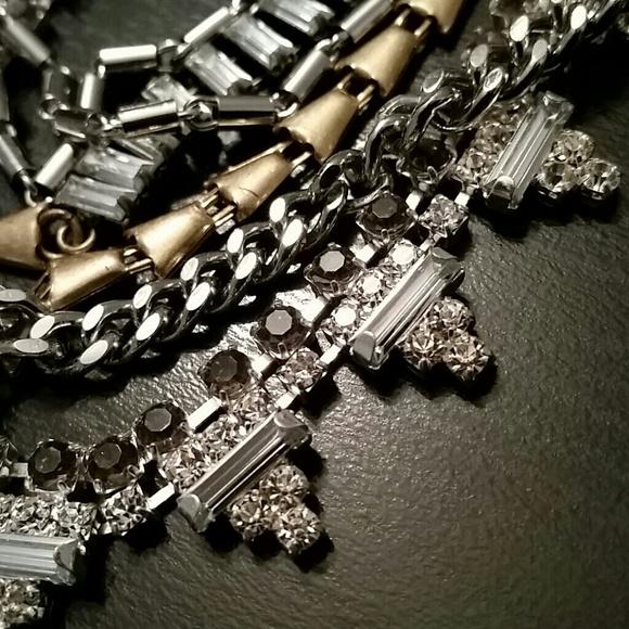 Stella & Dot Jewelry - LAST CHANCE! Like new Stella & Dot Sutton Necklace
