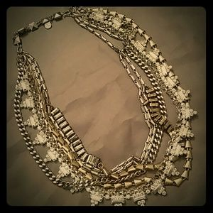 LAST CHANCE! Like new Stella & Dot Sutton Necklace