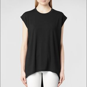 All Saints Airi Oversized Tee