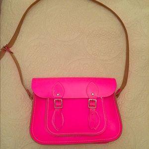 Neon Cambridge satchel ❤️
