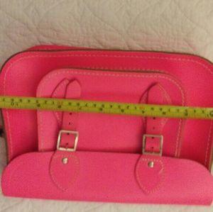 The Cambridge Satchel Company Bags - 💋Neon Cambridge satchel ❤️
