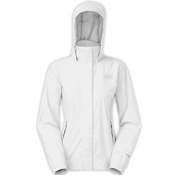 53% off North Face Outerwear - Women's North Face Rain Jacket ...