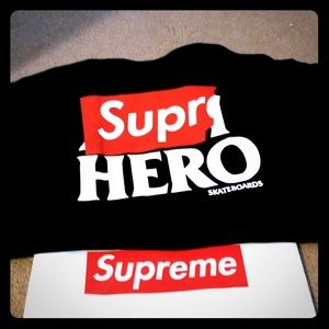 Supreme Super Hero Tee