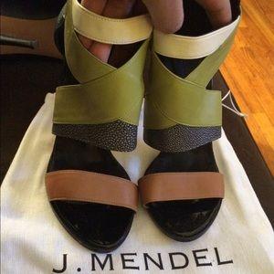 J. Mendel Shoes - Brand New J.Mendel Sandals