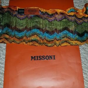 Missoni  Accessories - Missoni scarf multi color