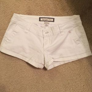 Abercrombie and Fitch stretch shorts