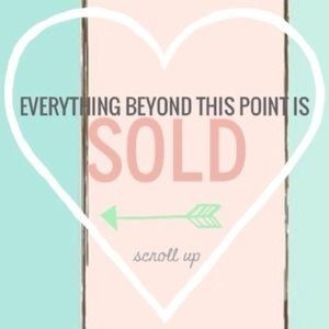 Other - Everything Beyond This Point is Sold