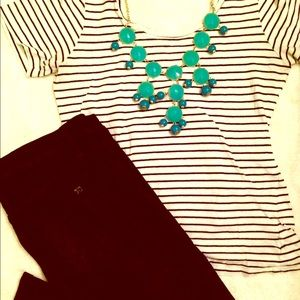 j.crew inspired bubble  statement necklace!